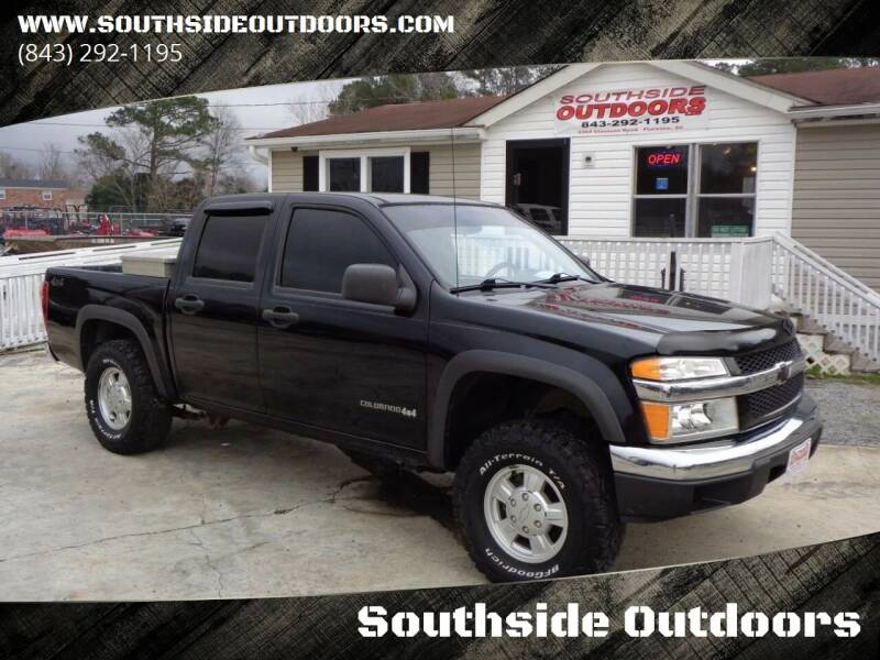 2005 Chevrolet Colorado for sale at Southside Outdoors in Turbeville SC