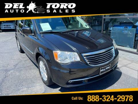 2014 Chrysler Town and Country for sale at DEL TORO AUTO SALES in Auburn WA