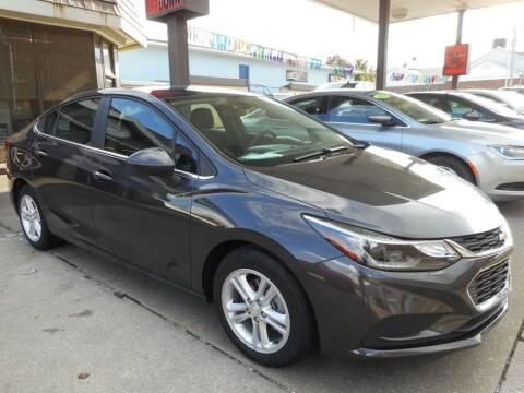 2016 Chevrolet Cruze for sale at River City Auto Center LLC in Chester IL