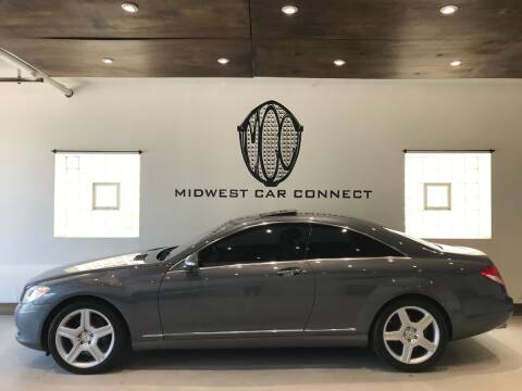 2007 Mercedes-Benz CL-Class for sale at Midwest Car Connect in Villa Park IL