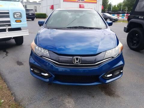 2014 Honda Civic for sale at AUTOPLEX 528 LLC in Huntsville AL