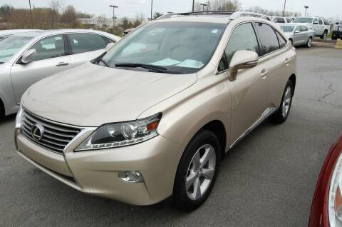 2015 Lexus RX 350 for sale at Modern Motors - Thomasville INC in Thomasville NC