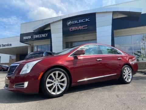 2016 Cadillac XTS for sale at Mark Sweeney Buick GMC in Cincinnati OH