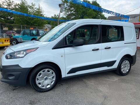 2016 Ford Transit Connect Cargo for sale at PELHAM USED CARS & AUTOMOTIVE CENTER in Bronx NY
