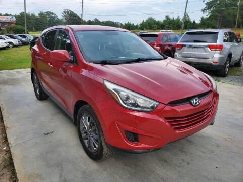 2015 Hyundai Tucson for sale at Karas Auto Sales Inc. in Sanford NC