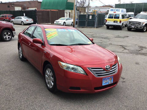 2007 Toyota Camry Hybrid for sale at Adams Street Motor Company LLC in Dorchester MA