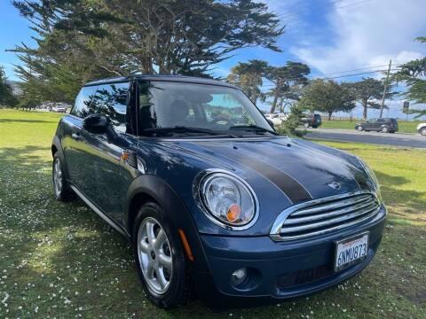 2010 MINI Cooper for sale at Dodi Auto Sales in Monterey CA