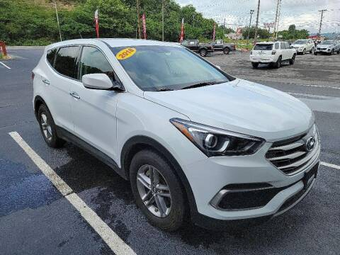 2018 Hyundai Santa Fe Sport for sale at Chantz Scott Kia in Kingsport TN