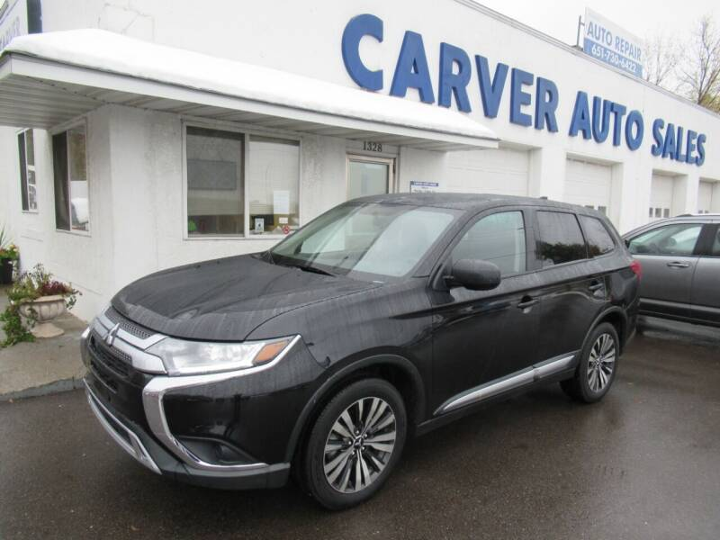 2019 Mitsubishi Outlander for sale at Carver Auto Sales in Saint Paul MN