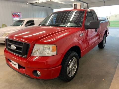 2008 Ford F-150 for sale at Bennett Motors, Inc. in Mayfield KY