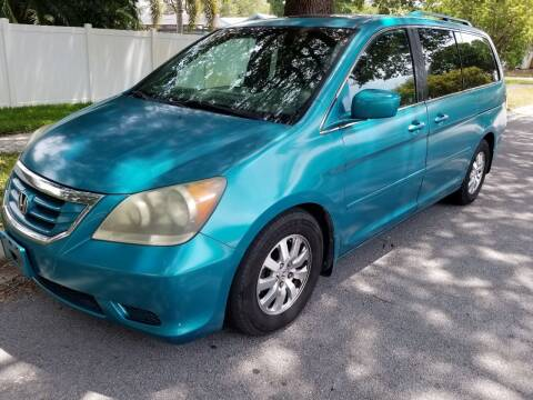 2008 Honda Odyssey for sale at Low Price Auto Sales LLC in Palm Harbor FL