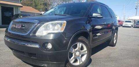 2007 GMC Acadia for sale at Used Imports Auto - Metro Auto Credit in Smyrna GA