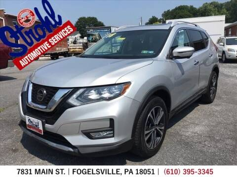2018 Nissan Rogue for sale at Strohl Automotive Services in Fogelsville PA