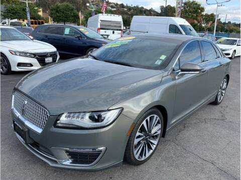 2017 Lincoln MKZ Hybrid for sale at AutoDeals in Hayward CA