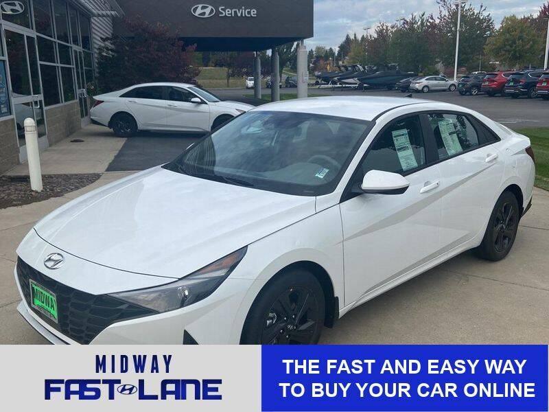 2022 Hyundai Elantra for sale in Post Falls, ID