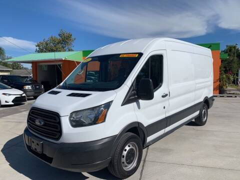 2015 Ford Transit Cargo for sale at Galaxy Auto Service, Inc. in Orlando FL