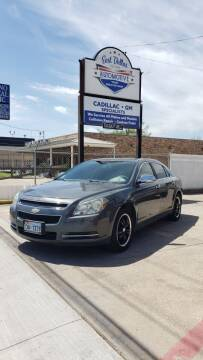 2009 Chevrolet Malibu for sale at East Dallas Automotive in Dallas TX