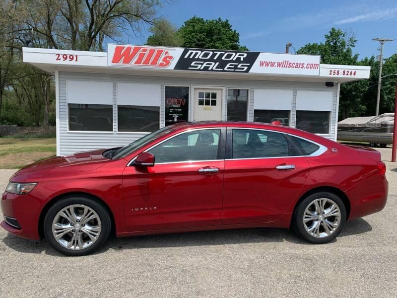 2014 Chevrolet Impala for sale at Will's Motor Sales in Grandville MI