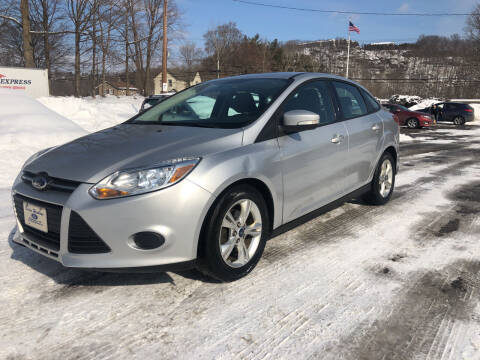 2013 Ford Focus for sale at Used Cars 4 You in Serving NY
