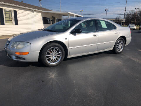 2001 Chrysler 300M for sale at Thunder Auto Sales in Springfield IL