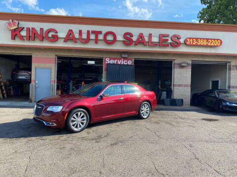 2019 Chrysler 300 for sale at KING AUTO SALES  II in Detroit MI