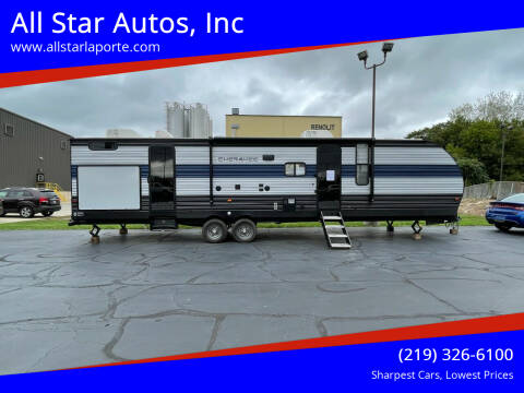 2021 Forest River 324TS for sale at All Star Autos, Inc in La Porte IN