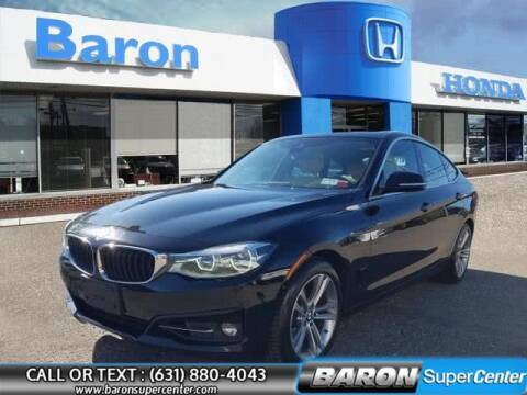 2017 BMW 3 Series for sale at Baron Super Center in Patchogue NY