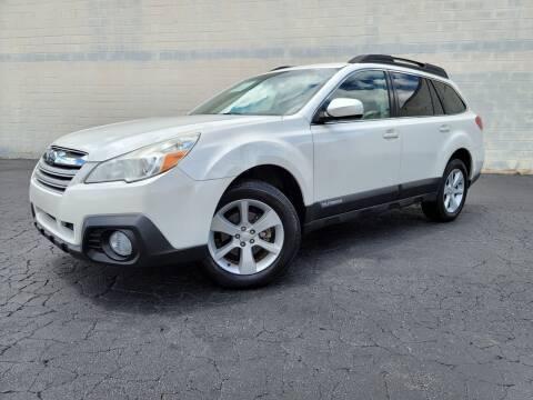 2013 Subaru Outback for sale at AUTO FIESTA in Norcross GA