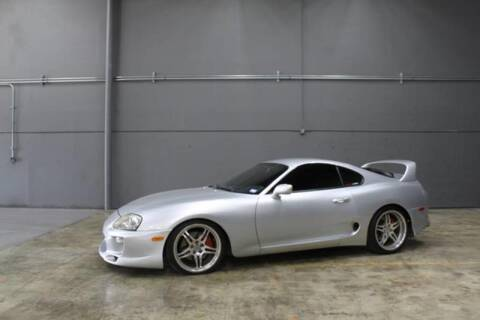 1993 Toyota Supra for sale at EA Motorgroup in Austin TX