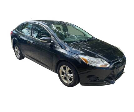 2013 Ford Focus for sale at Averys Auto Group in Lapeer MI
