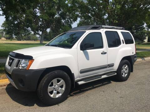 2012 Nissan Xterra for sale at Kevs Auto Sales in Helena MT