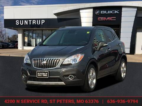 2016 Buick Encore for sale at SUNTRUP BUICK GMC in Saint Peters MO