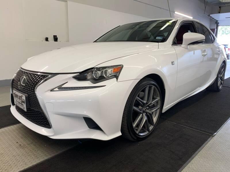 2014 Lexus IS 350 for sale at TOWNE AUTO BROKERS in Virginia Beach VA