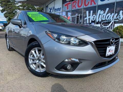 2015 Mazda MAZDA3 for sale at Xtreme Truck Sales in Woodburn OR