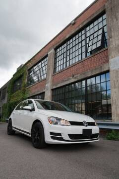 2015 Volkswagen Golf for sale at Apple Auto Sales Inc in Camillus NY