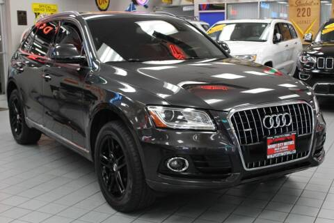 2016 Audi Q5 for sale at Windy City Motors in Chicago IL