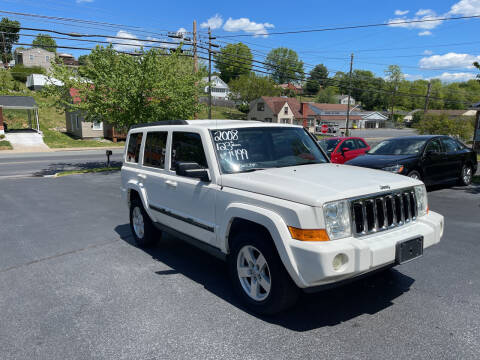 2008 Jeep Commander for sale at KP'S Cars in Staunton VA