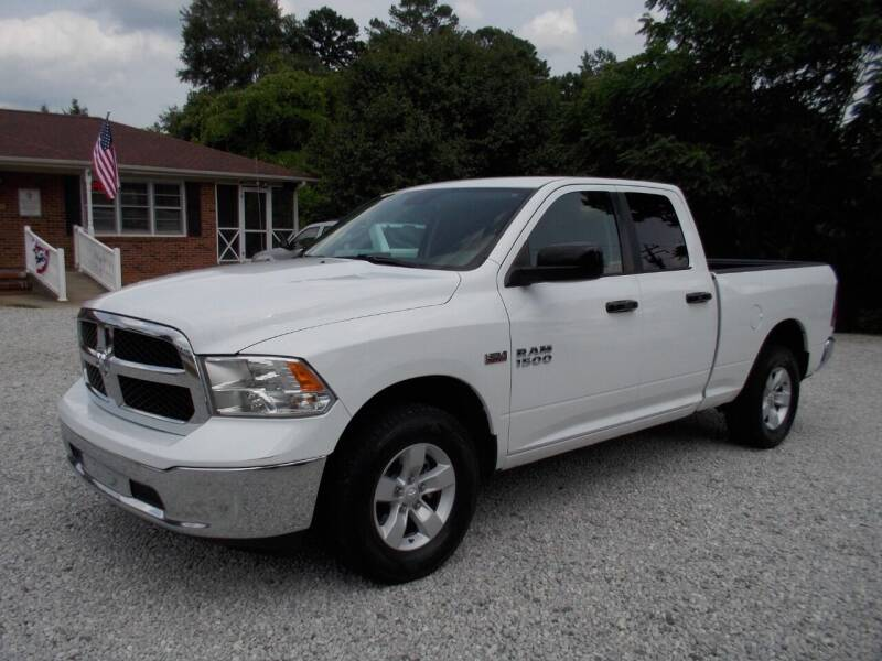 2016 RAM Ram Pickup 1500 for sale at Carolina Auto Connection & Motorsports in Spartanburg SC