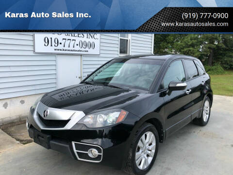 2011 Acura RDX for sale at Karas Auto Sales Inc. in Sanford NC