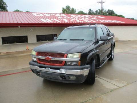 2006 Chevrolet Avalanche for sale at DFW Auto Leader in Lake Worth TX