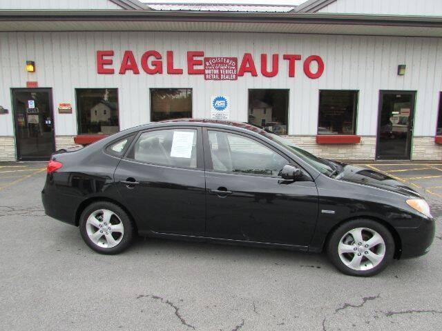 2007 Hyundai Elantra for sale at Eagle Auto Center in Seneca Falls NY