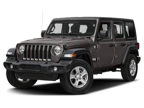 2019 Jeep Wrangler Unlimited for sale at FRED FREDERICK CHRYSLER, DODGE, JEEP, RAM, EASTON in Easton MD