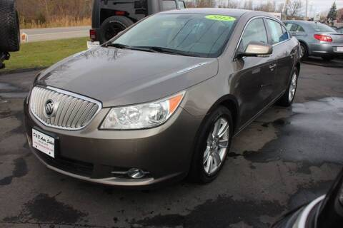 2012 Buick LaCrosse for sale at D & B Auto Sales LLC in Washington Township MI