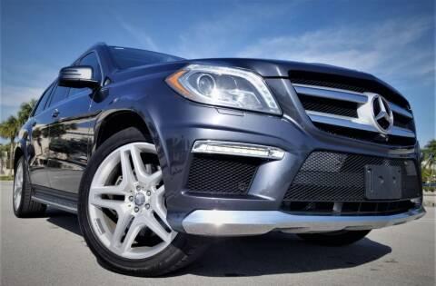 2015 Mercedes-Benz GL-Class for sale at Progressive Motors in Pompano Beach FL