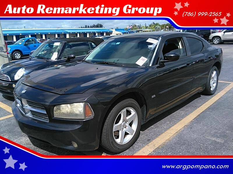 2010 Dodge Charger for sale at Auto Remarketing Group in Pompano Beach FL
