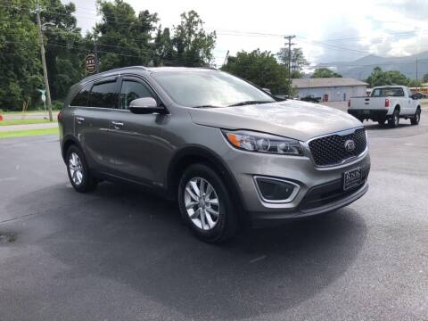 2016 Kia Sorento for sale at KNK AUTOMOTIVE in Erwin TN