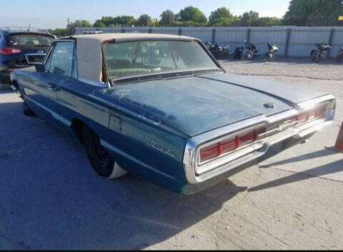 1966 Ford Thunderbird for sale at YID Auto Sales in Hollywood FL