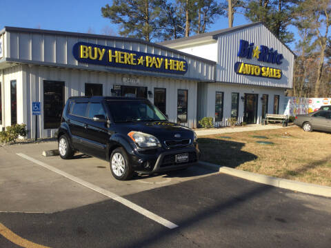2012 Kia Soul for sale at Bi Rite Auto Sales in Seaford DE