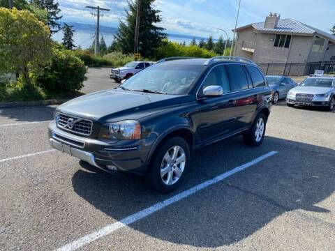 2013 Volvo XC90 for sale at KARMA AUTO SALES in Federal Way WA