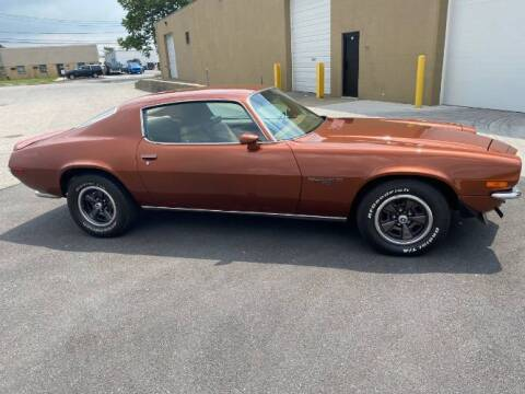 1970 Chevrolet Camaro for sale at Classic Car Deals in Cadillac MI